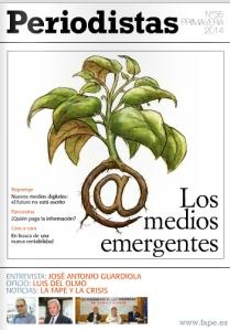 Revista FAPE Nuevos Medios Emergentes Periodistas